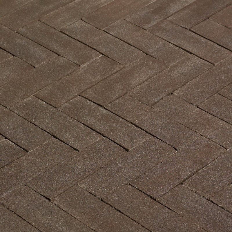 Different types of clay pavers
